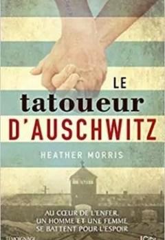 Livres Couvertures de Le Tatoueur D'Auschwitz