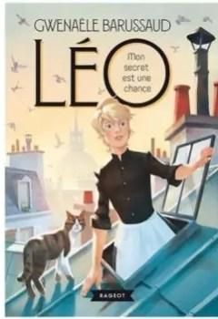 Livres Couvertures de Léo : Mon Secret Est Une Chance