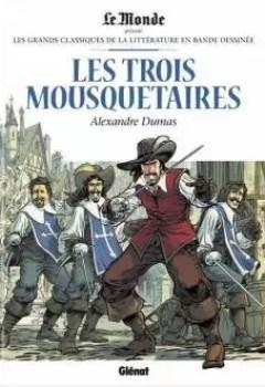 Livres Couvertures de Les Trois Mousquetaires (BD)