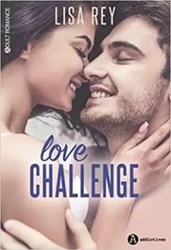 Livres Couvertures de Love Challenge