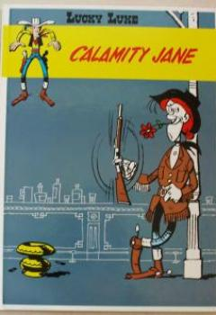 Livres Couvertures de Lucky Luke, Tome 30 : Calamity Jane