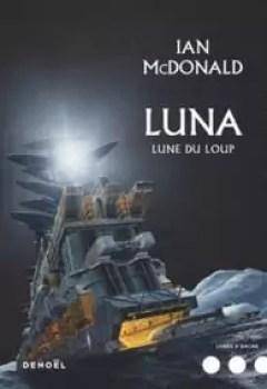 Livres Couvertures de Luna : Lune Du Loup