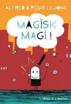 Livres Couvertures de Magisk Magi !