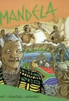 Livres Couvertures de Mandela