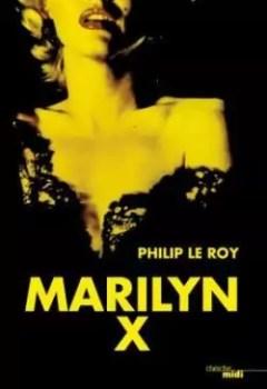 Livres Couvertures de Marilyn X