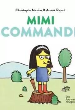 Livres Couvertures de Mimi Commande