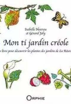 Livres Couvertures de Mon Ti Jardin Créole