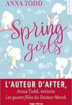 Livres Couvertures de Spring Girls