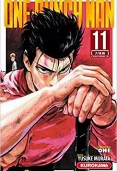 Livres Couvertures de One Punch Man, Tome 11