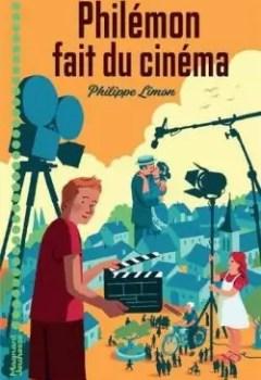 Livres Couvertures de Philémon Fait Du Cinéma