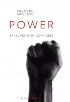 Livres Couvertures de Power
