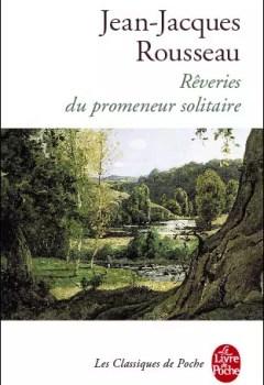 Livres Couvertures de Les Rêveries Du Promeneur Solitaire