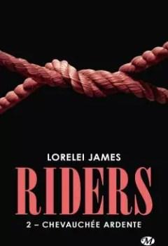 Livres Couvertures de Riders, Tome 2 : Chevauchée Ardente