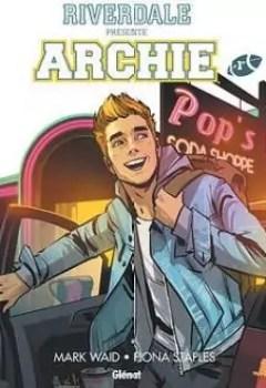 Livres Couvertures de Riverdale Présente Archie, Tome 1