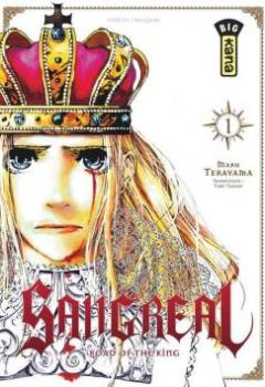 Livres Couvertures de Sangreal : Road Of The King, Tome 1