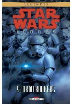 Livres Couvertures de Star Wars   Icones, Tome 6 : Stormtroopers