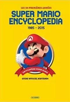 Livres Couvertures de Super Mario Encyclopedia Super Mario Bros