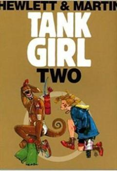 Livres Couvertures de Tank Girl 2 (Remastered Edition)