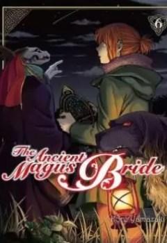 Livres Couvertures de The Ancient Magus Bride, Tome 6