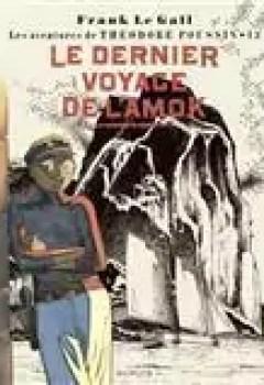 Livres Couvertures de Théodore Poussin, Tome 13 : Le Dernier Voyage De L'Amok