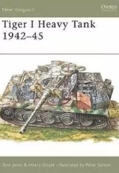 Livres Couvertures de Tiger 1 Heavy Tank 1942–45