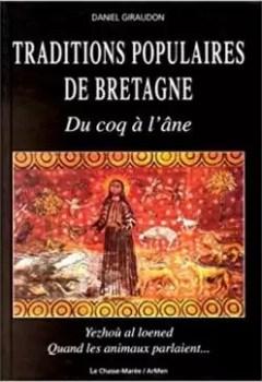 Livres Couvertures de Traditions Populaires De Bretagne