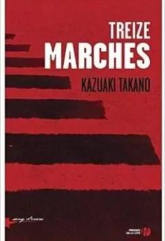 Livres Couvertures de Treize Marches