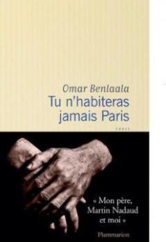 Livres Couvertures de Tu N'habiteras Jamais Paris