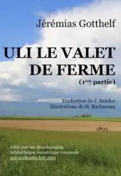 Uli Le Valet De Ferme, Tome 1