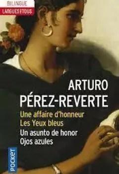 Livres Couvertures de Une Affaire D'honneur   Les Yeux Bleus