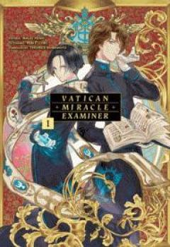 Livres Couvertures de Vatican Miracle Examiner