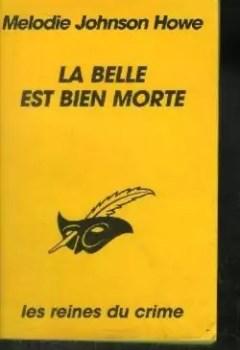 Livres Couvertures de La Belle Est Bien Morte