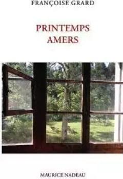 Livres Couvertures de Printemps Amers
