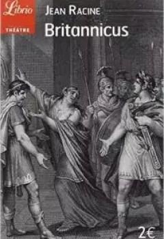 Livres Couvertures de Britannicus