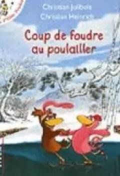Livres Couvertures de Les P'tites Poules   Coup De Foudre Au Poulailler