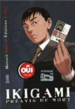 Livres Couvertures de Ikigami, Tome 1