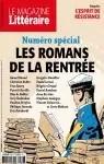 Le Magazine Littéraire n°583. Les romans de la rentrée