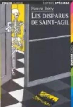 Livres Couvertures de Les Disparus De Saint Agil