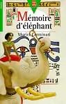 Poche jeunesse : mémoire d'éléphant
