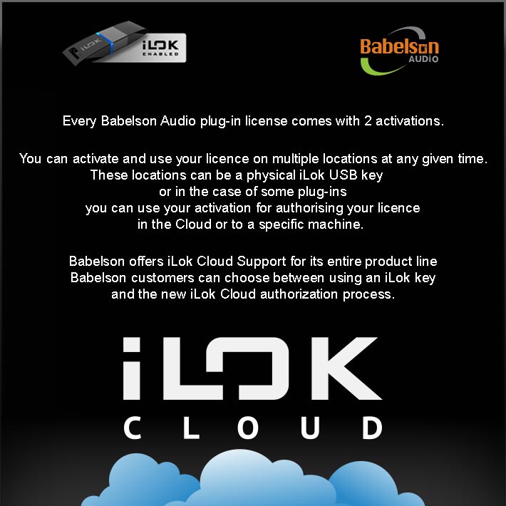 iLok Support