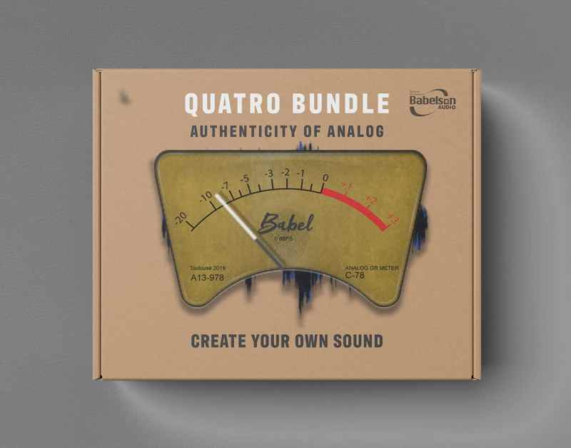QATRO BUNDLE