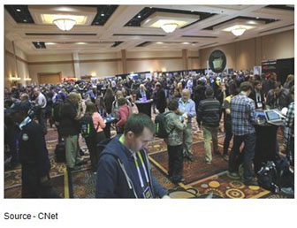 Second Look CES 2015. . . Something from Nothing