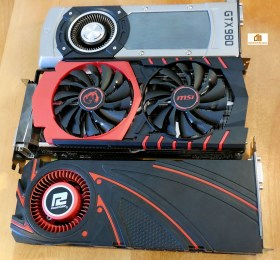 The MSI R9 390X Gaming 8G vs. 290X vs. GTX 980