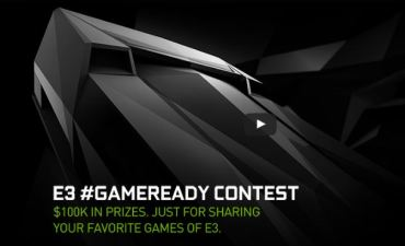 Nvidia's E3 Contest with $100K in Prizes