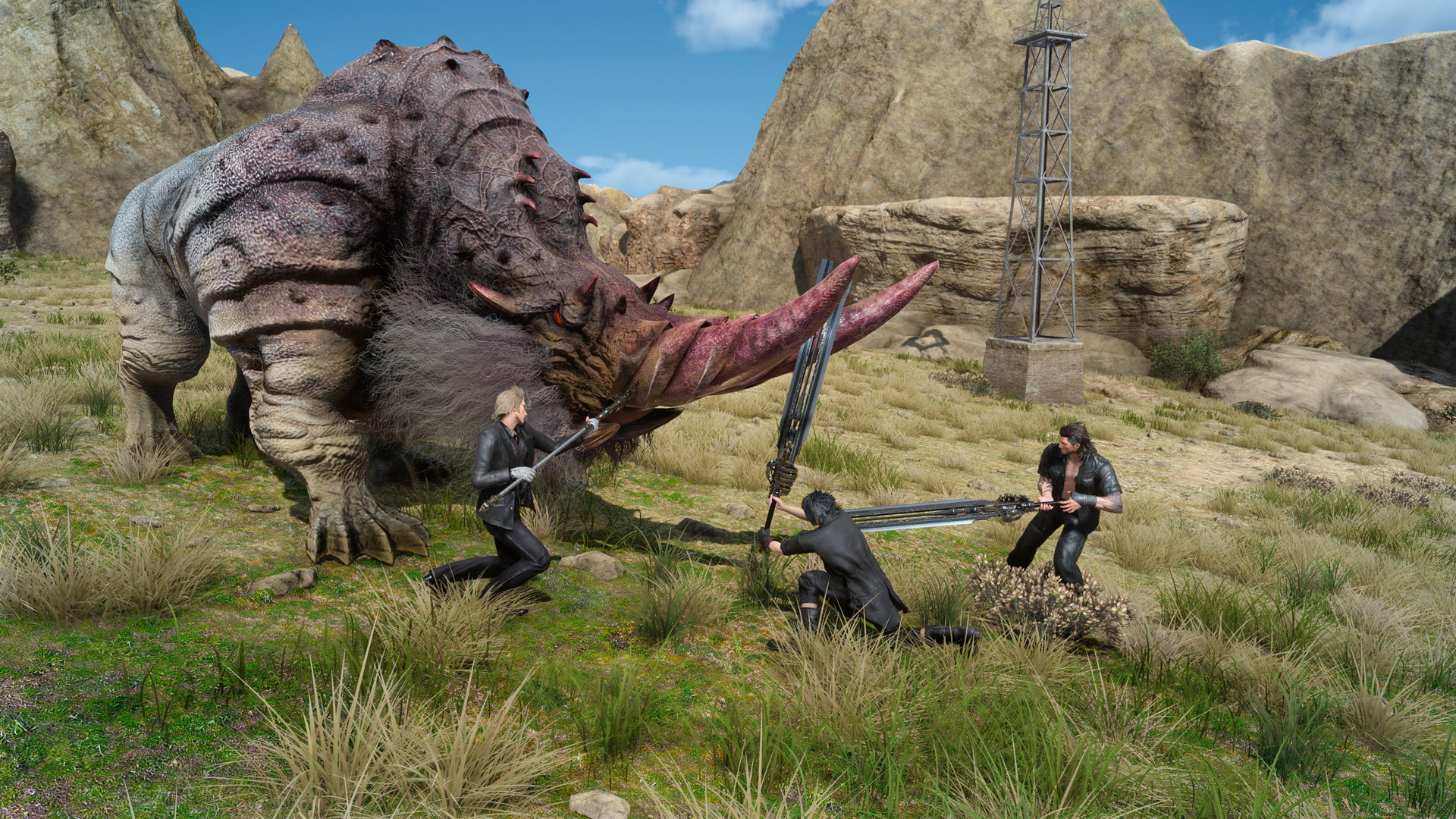 GeForce 390 01 Driver available for Final Fantasy XV