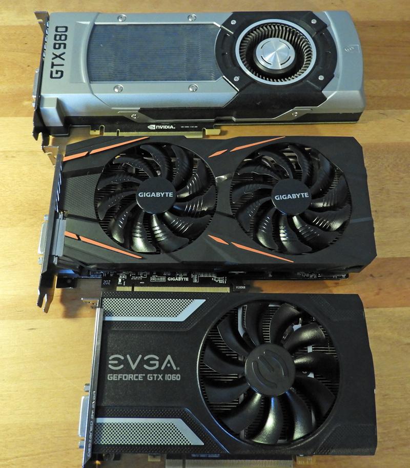 The Retro Series - the RX 580-8 GB vs  the GTX 980-4GB vs