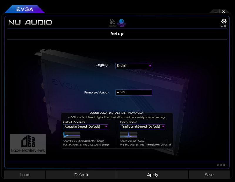 EVGA Nu Audio Sound Card brings entry level audiophile sound