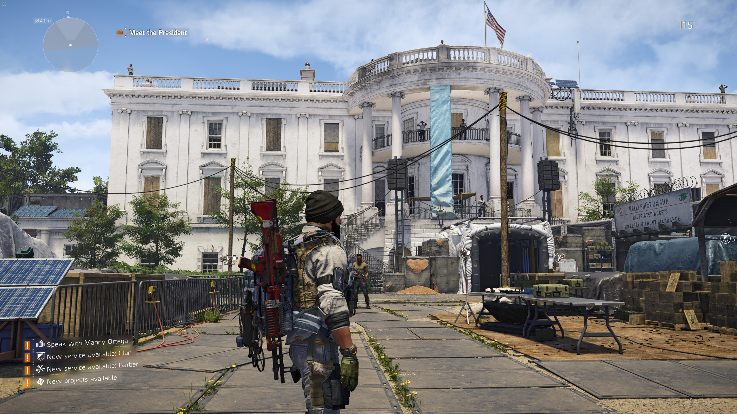 Tom Clancy's The Division 2: PC Review