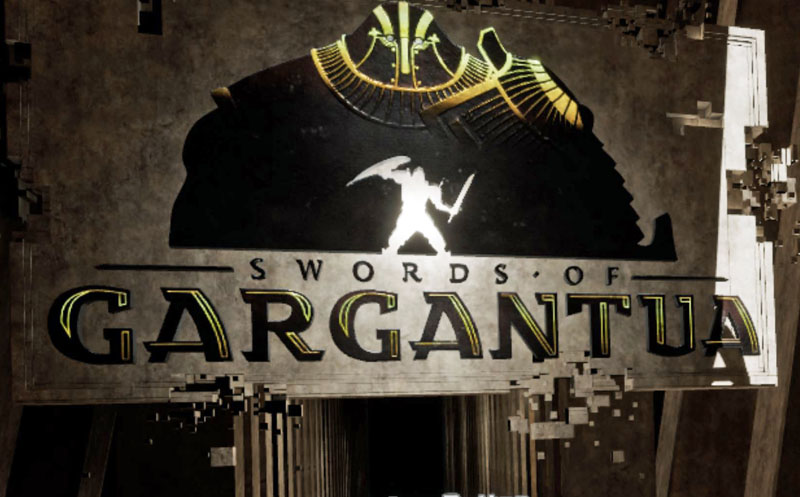 Swords of Gargantua VR Review including multiplayer and performance
