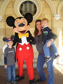 Terrific Tip Tuesday: Disneyland while pregnant